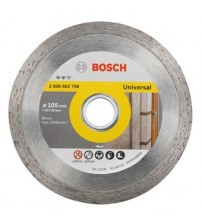 "Bosch 4"" - 105mm Diamond cutting disc Expert for Universal - 10 Nos"
