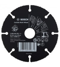 "Bosch 4"" - 110mm Carbide multi wheels - 05 Nos"