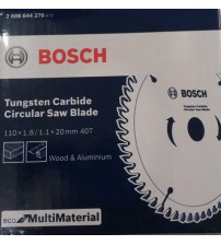 "Bosch 4"" - 110mm TCT Blade for Wood & Aluminium - 05 Nos"