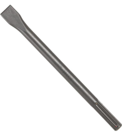 Bosch 400mm Long Flat chisel SDS-max for 11kg Breaker (Pack of 5)