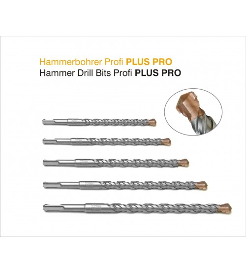Schifler (Germany) 5mm Drill Bit - (Pack of 10 Pcs)