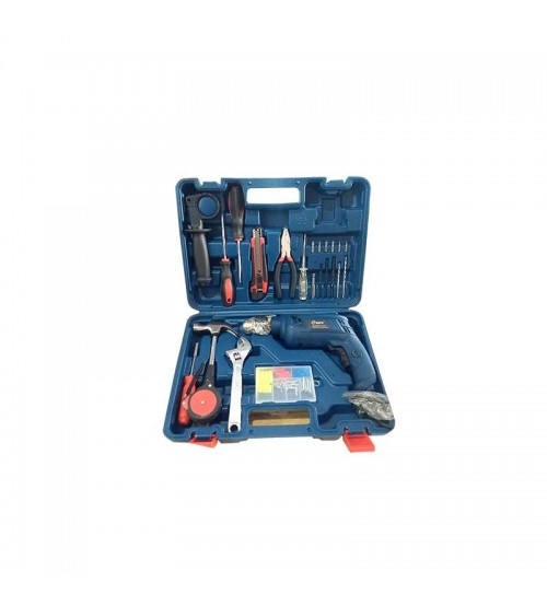 KPT KDK13H - 13MM IMPACT DRILL KIT