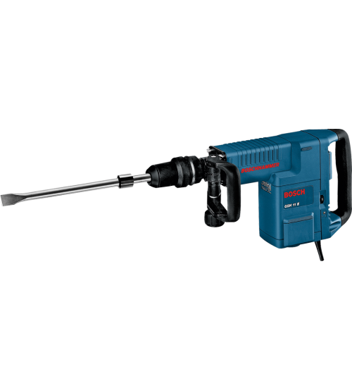 Bosch GSH 11E - Demolition Hammer Machine - 11 KG Breaker