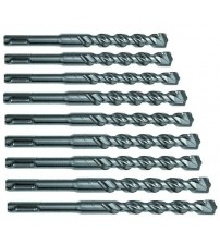 Bosch 5mm and 6mm Hammer Drill Bit Set - (Pack of 10 each)