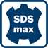 SDS-max toolholder